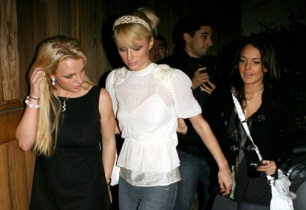 Spears, Hilton and Lohan (from LohanOnline.com)
