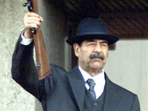 Saddam un-hanged (AP)