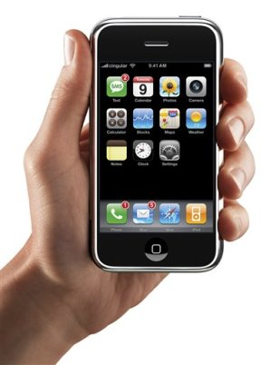 The iPhone (AP/Apple)