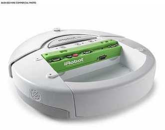 iRobot roomba programmable