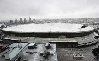 BC Place roof collapse (AP)