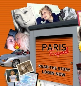 ParisExposed site