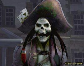 Pirates game (Disneyonline.com)