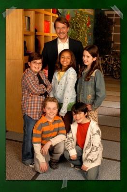 """The """"Smarter"""" cast (FOX)"""