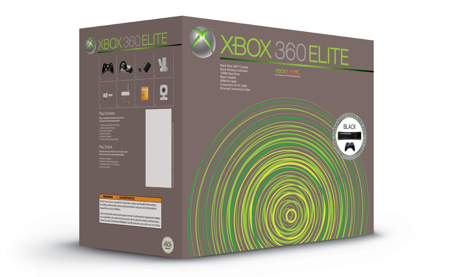 Xbox360 elite jasper 250gb