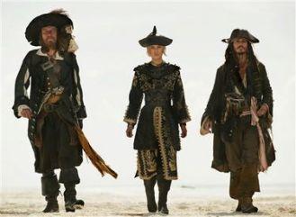 Pirates of the Caribbean 3 (New Line Cinema)