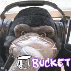 BUCKET monkey